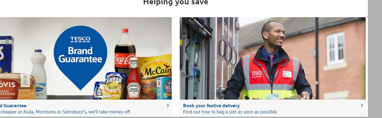 Tesco Coupon Codes & Offer:Why?
