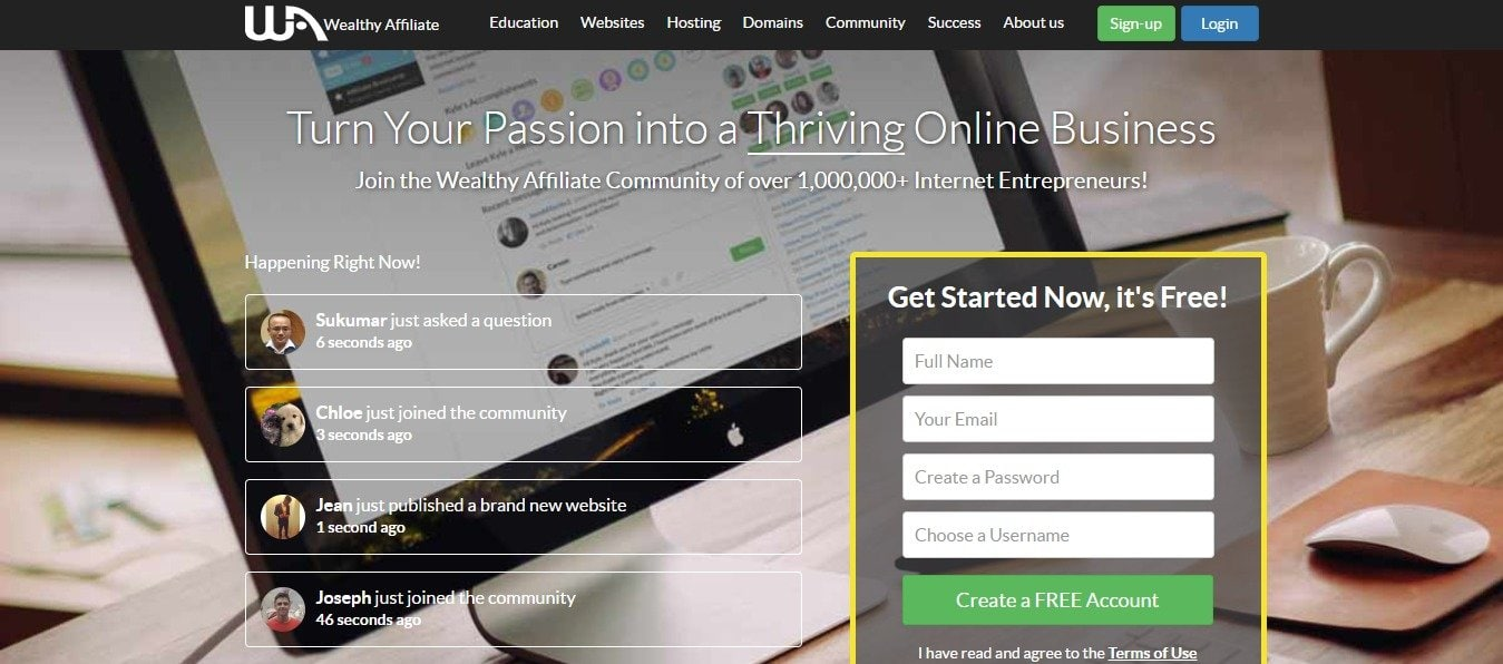 Turn your passion into a Thriving Online Business