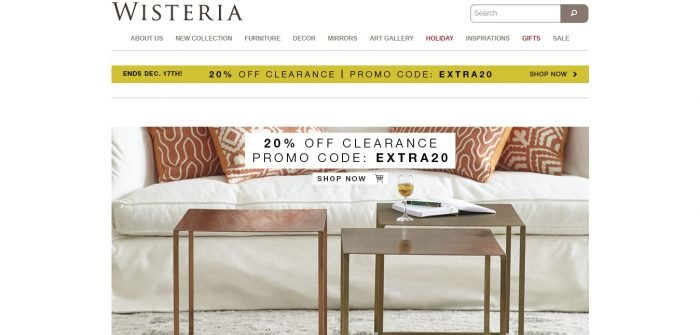 wisteria coupon codes