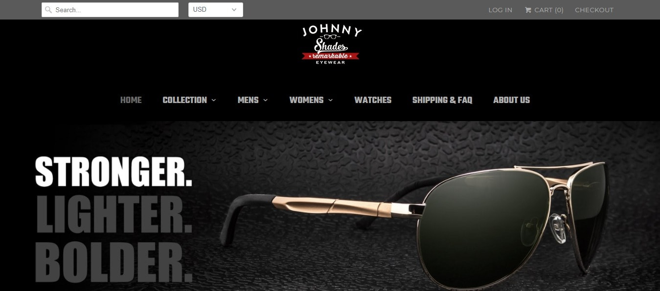 JohnnyShades best offers and deals