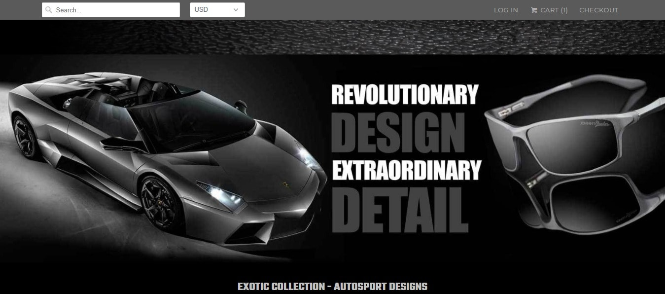 JohnnyShades best offers and deals- Exotic collection