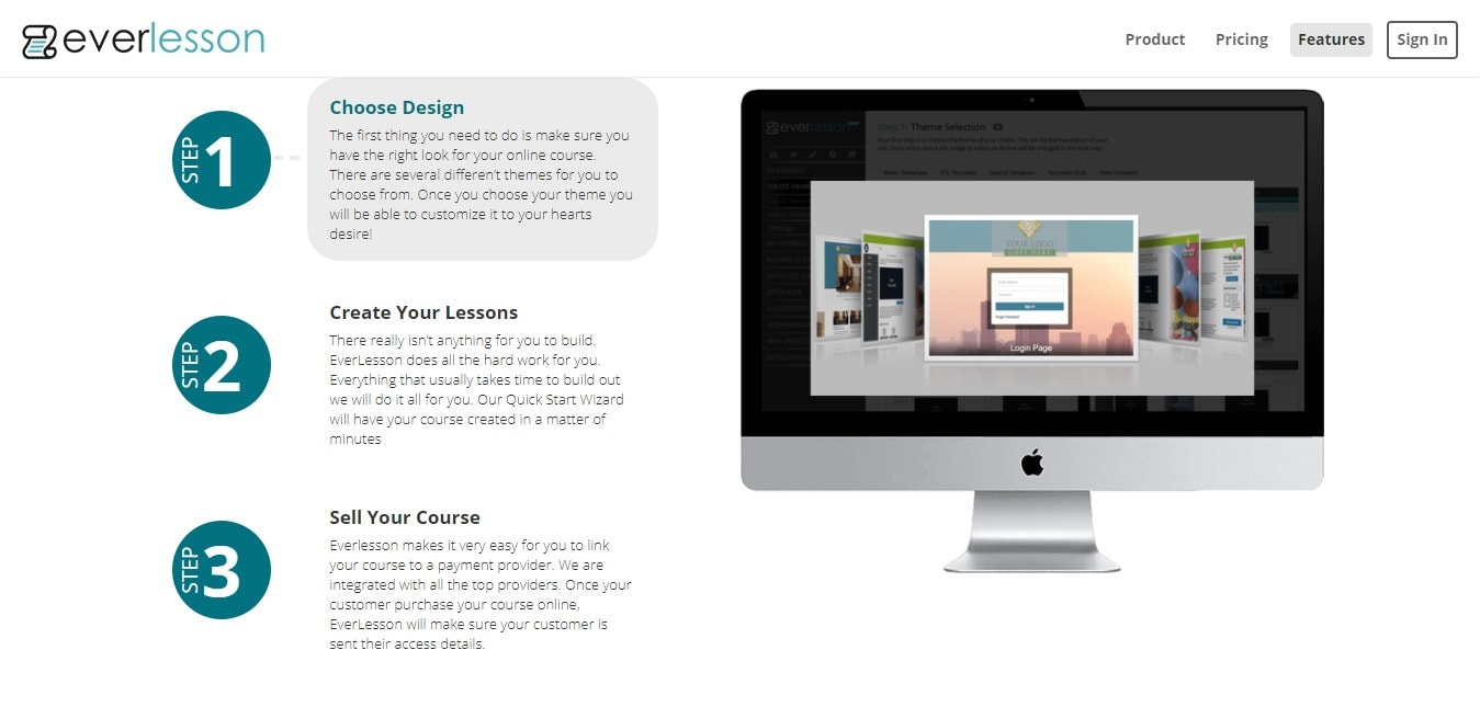 How to build online course