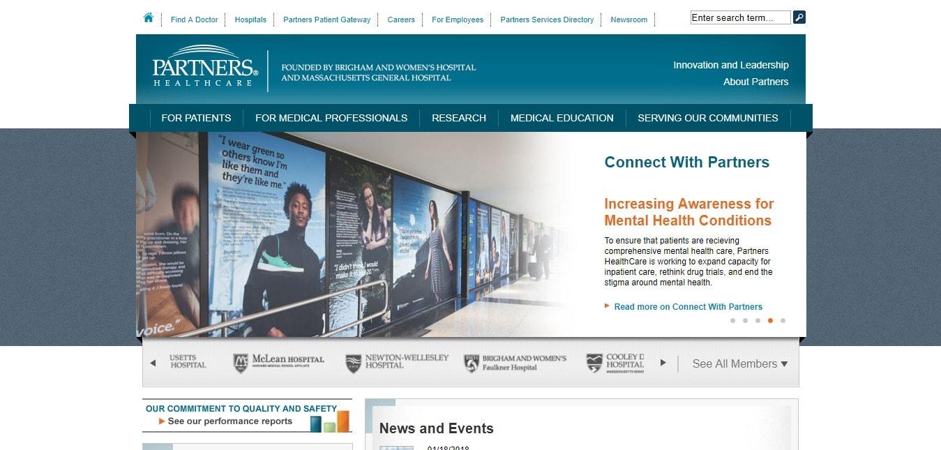 Partners healthcare affiliate program pharmacy