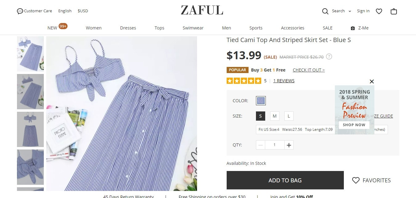 zaful-one-stop-online-store-shipping