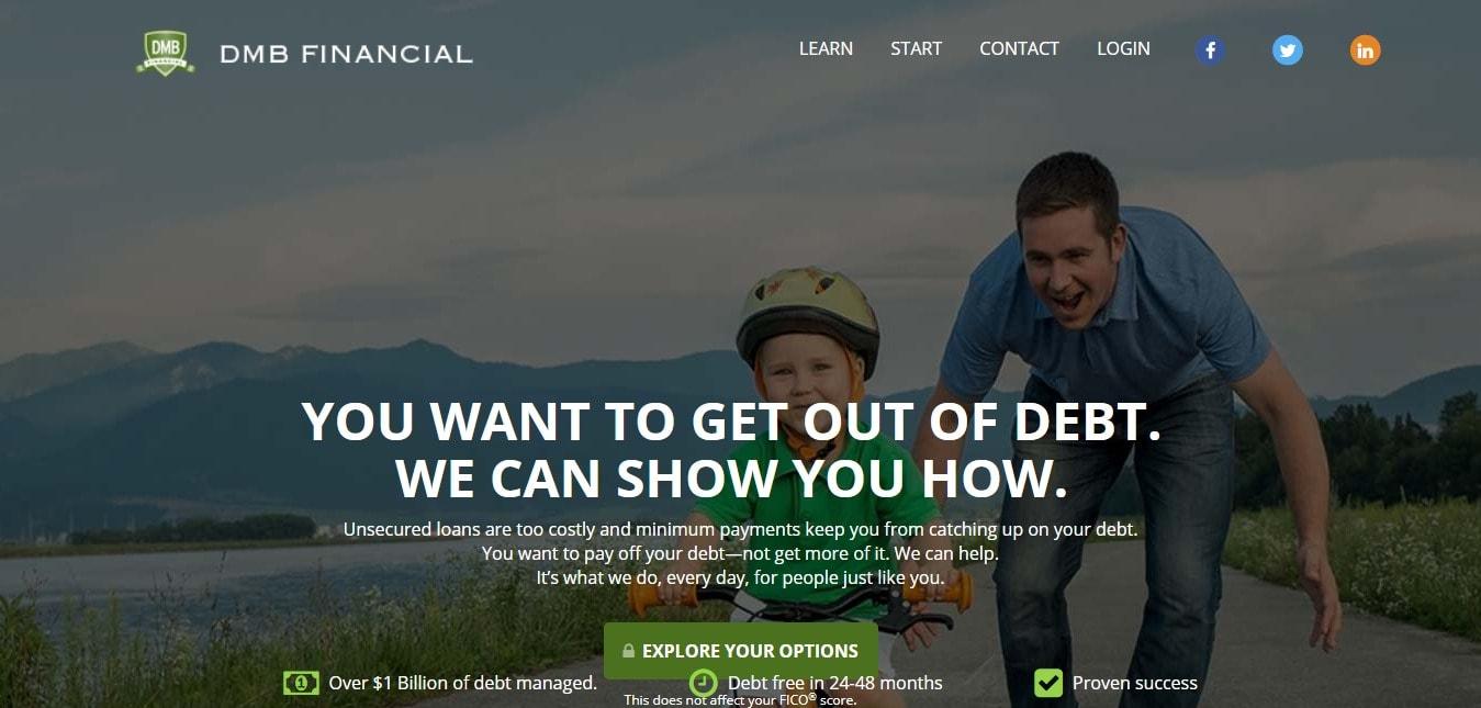 DMB Financial affiliate program