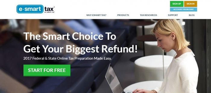 esmart tax coupons & deals