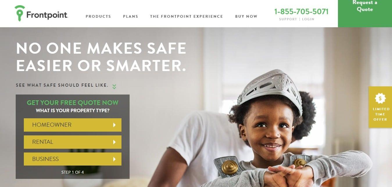 Frontpoint security camera affiliate program