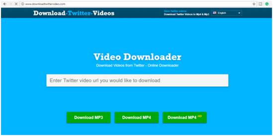 SAVEVIDEO.me - Download Twitter Videos