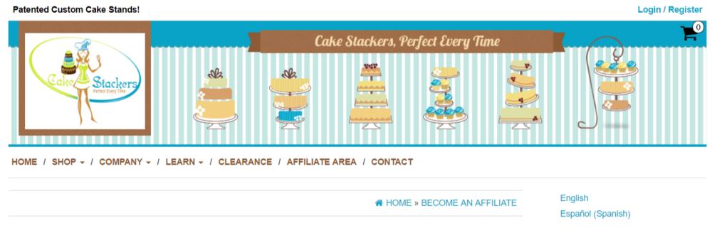 CakeStackers-Art-Affiliate-Programs