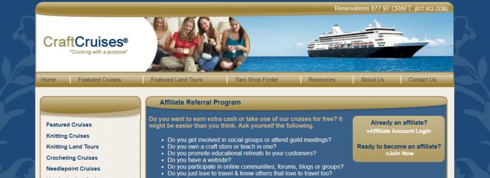 Craft-Cruises®-Art-Affiliate-Programs