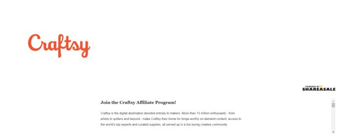 Craftsy-Art-Affiliate-Programs 2020