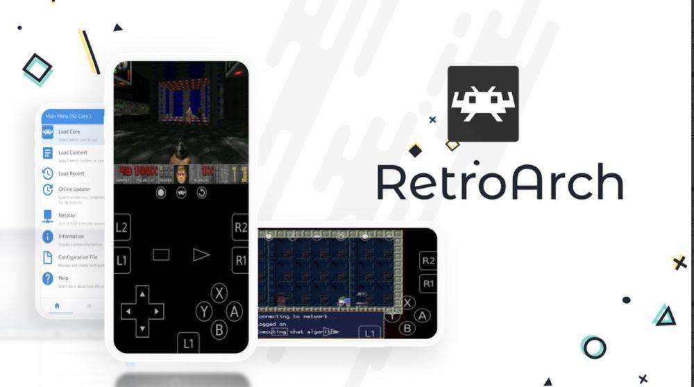 Retroarch - NDS emulator