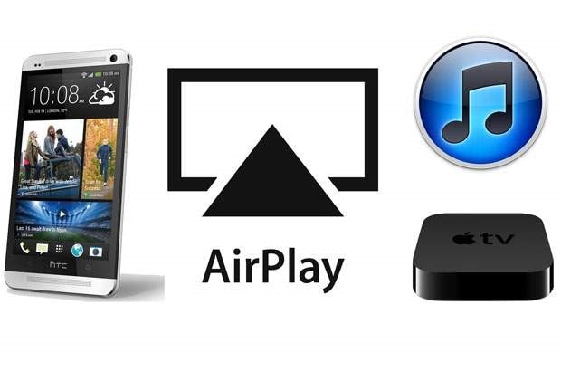 airplay for android