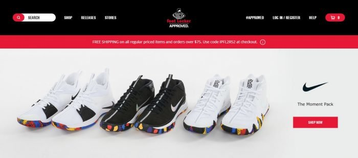 image about Foot Locker Printable Coupon named Up to date September 2019] Footlocker Coupon Codes- Buy 60% Off