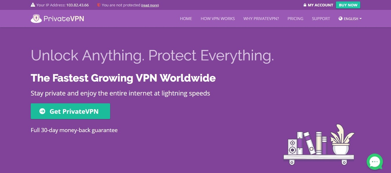 PrivateVPN For Finland - Unlock Anything, protect everything