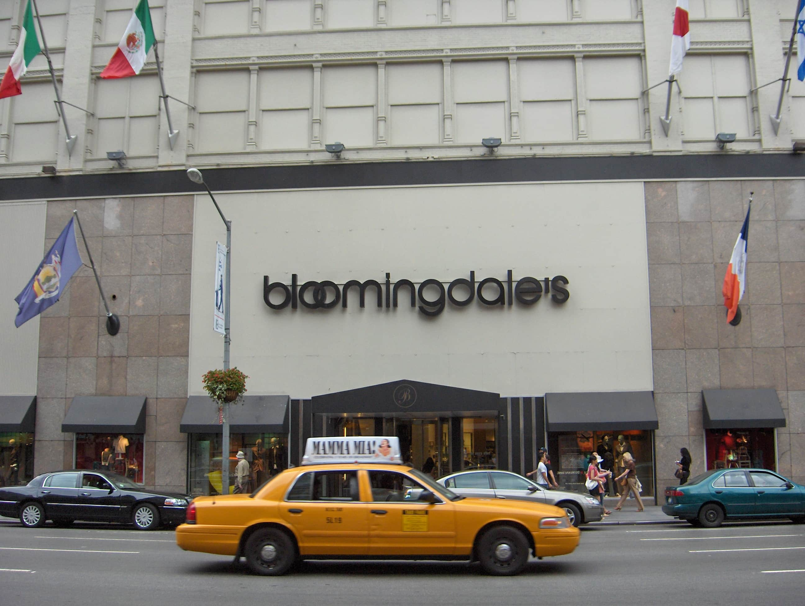 ABOUT BLOOMINGDALES AS A COMPANY