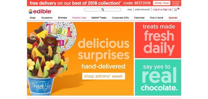 Edible Arrangements Coupons & Offers