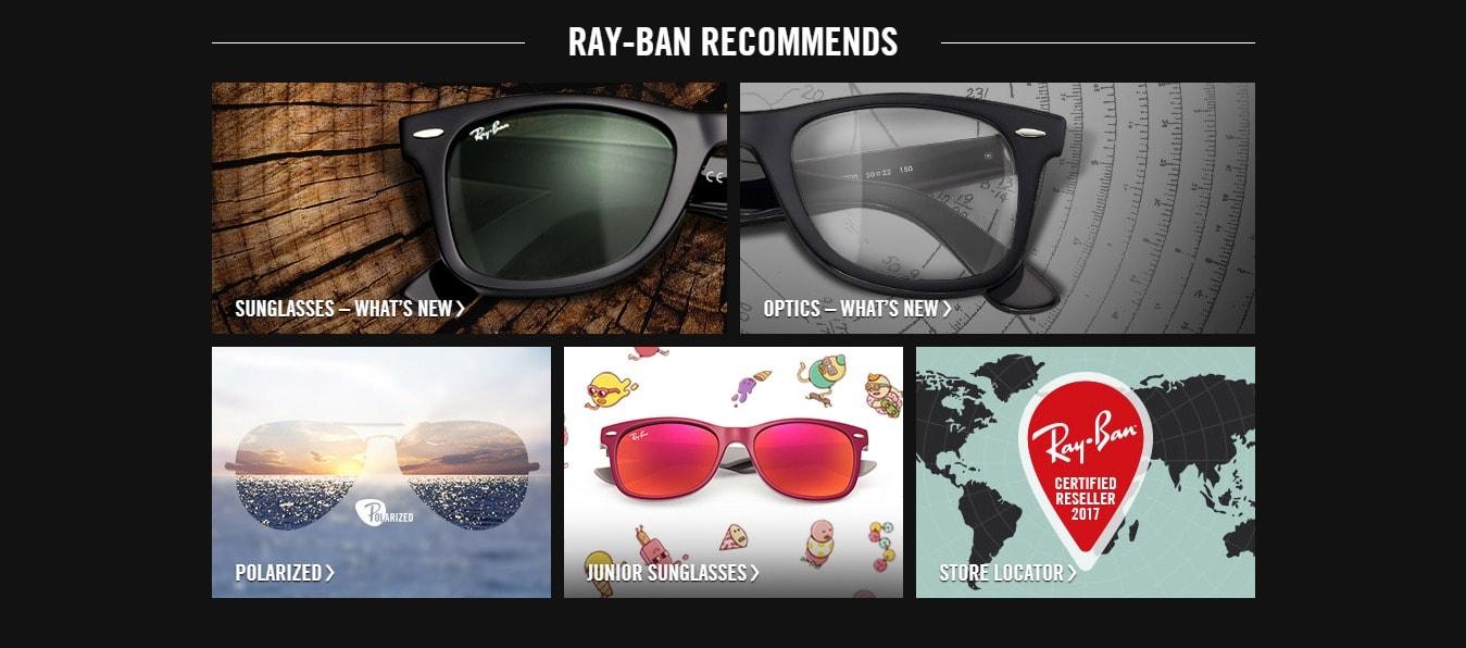 ray - ban - lenses