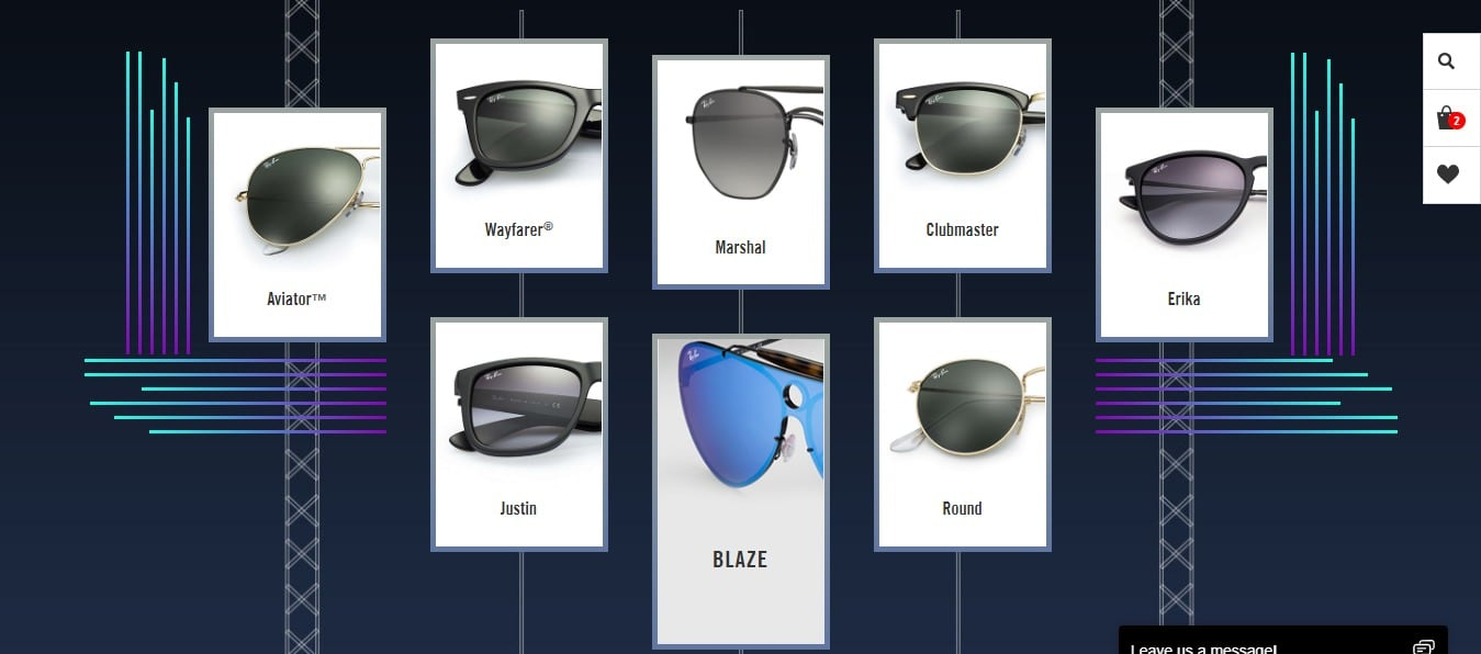 ray - ban - online