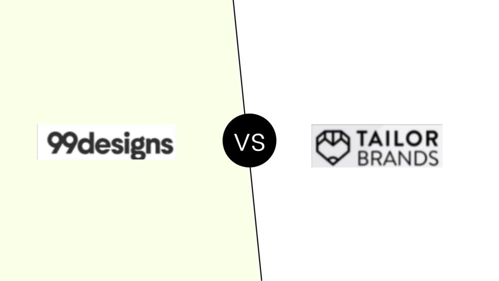 99designs vs tailor brands