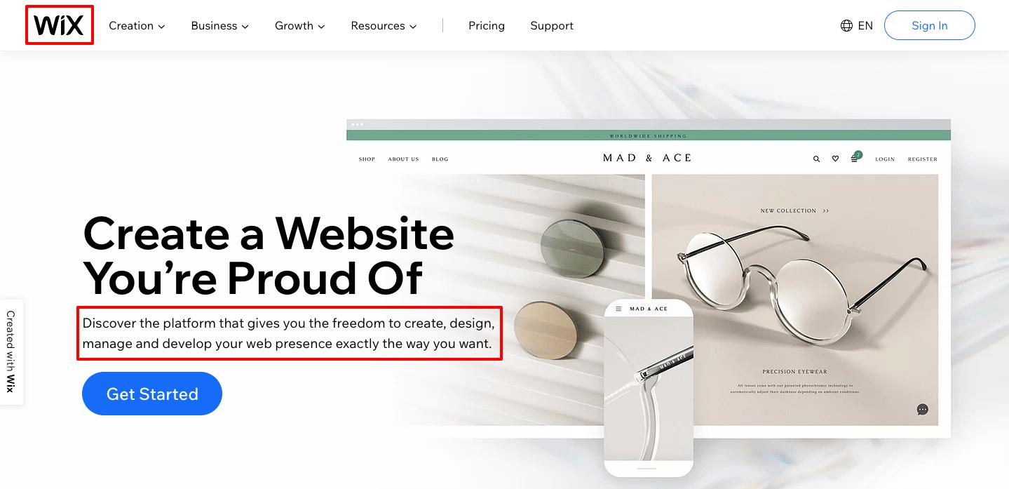 Free Website Bui