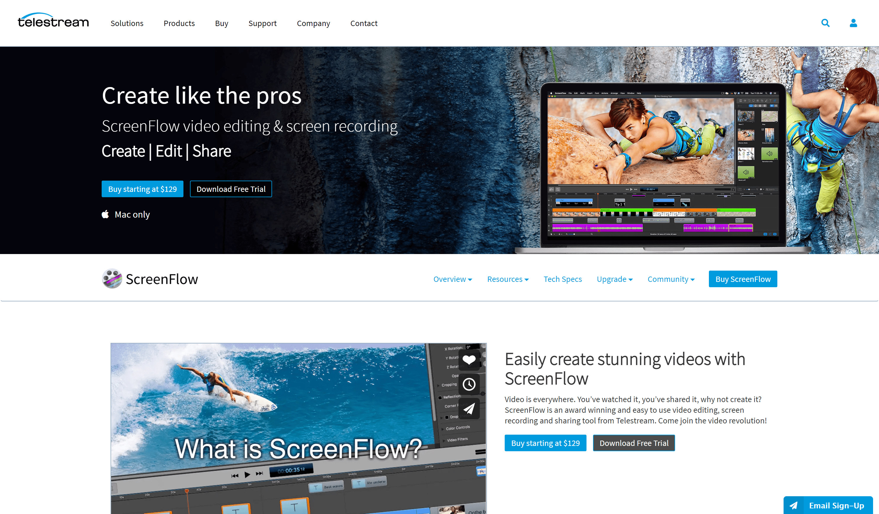 Screenflow coupons, discount codes