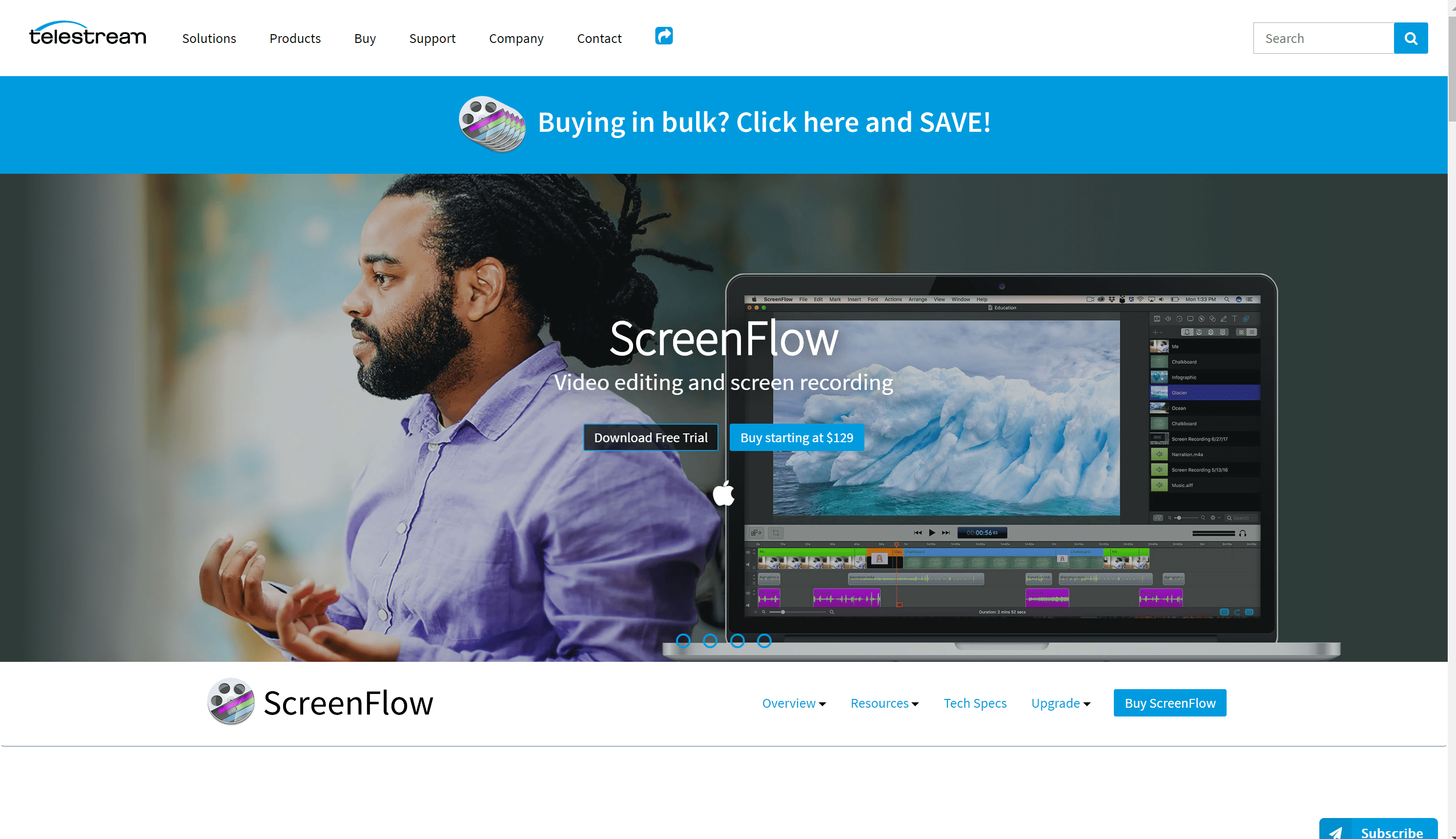 ScreennFlow discounts