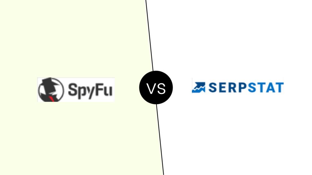 Serpstat vs Spyfu