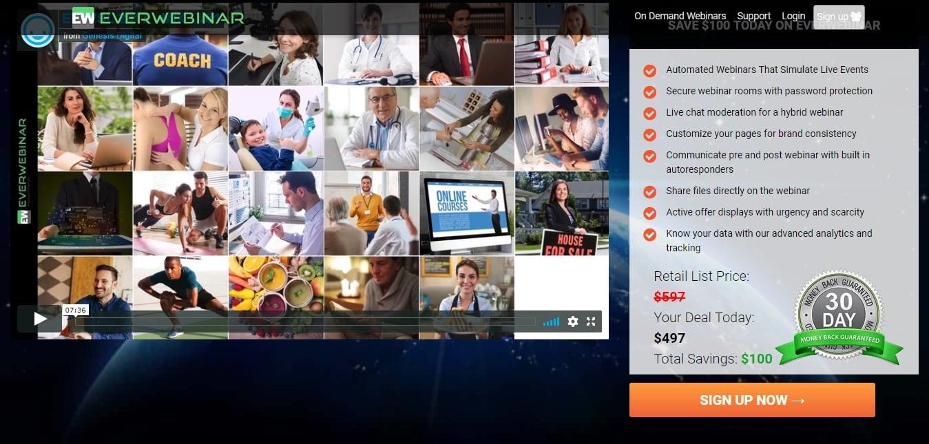 best webinar platforms ever-webinar