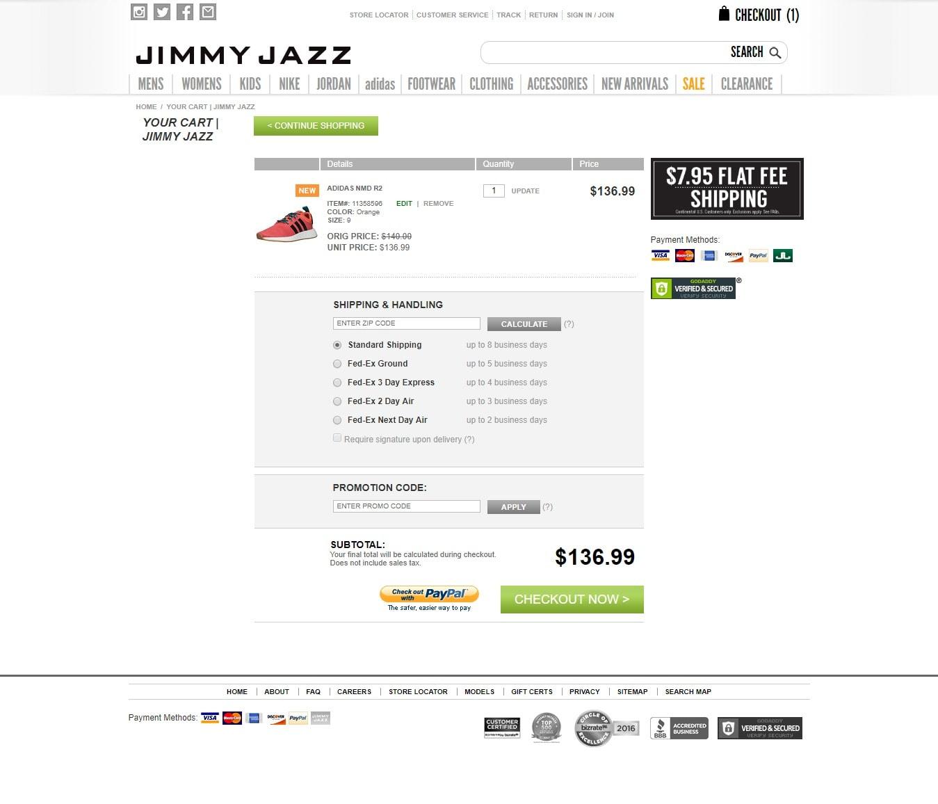 Jimmy-Jazz-Coupon-Codes
