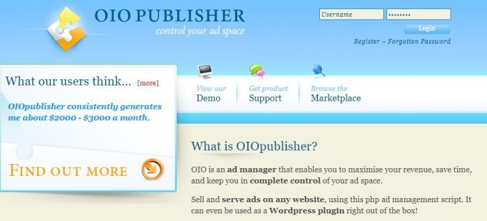 oio publisher coupon codes