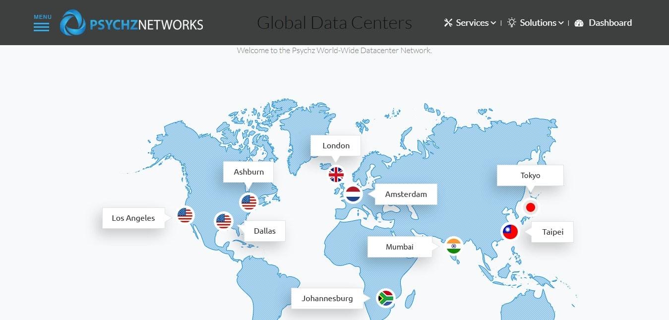 Psuchz Networks Mission