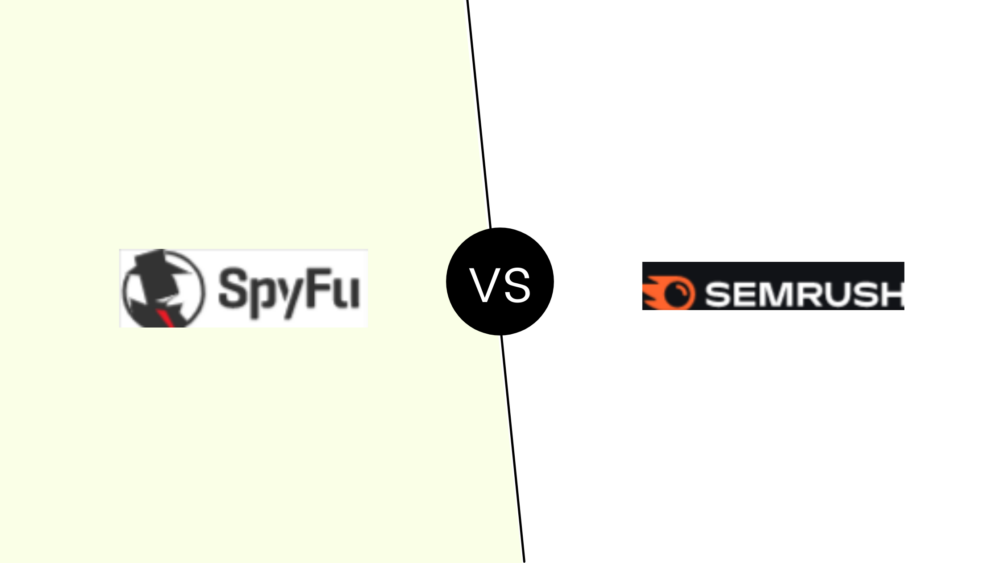 semrush vs spyfu comparison- spyfu promo codes