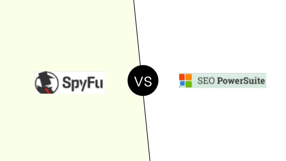 seopowersuite vsspyfu comparison- spyfu coupon codes
