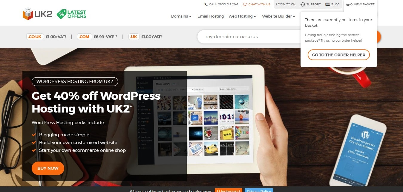 uk2 hosting plans