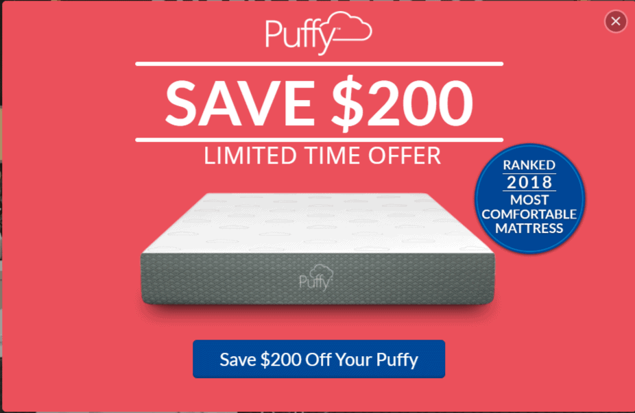 Puffy Coupon Codes- Save $200.png