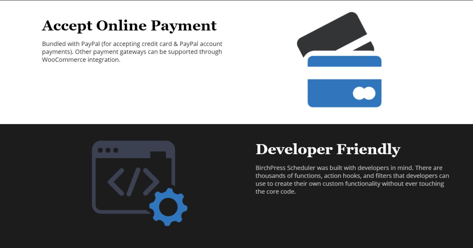 BirchPress Coupon Codes- Accept Payment Online