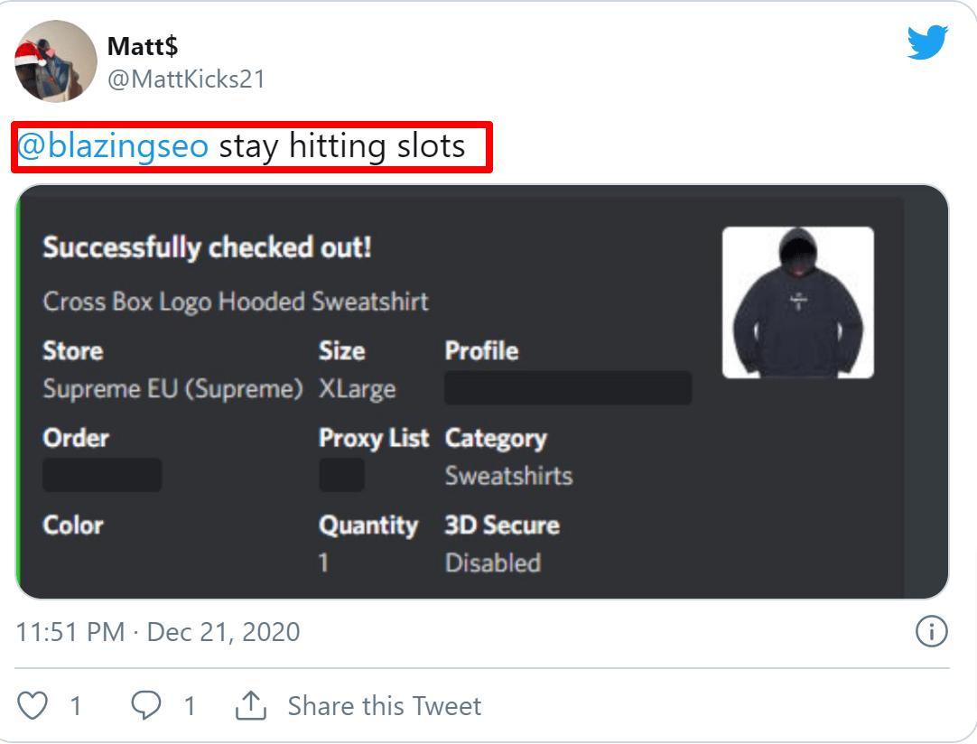 Blazing SEO testimonials-twitter