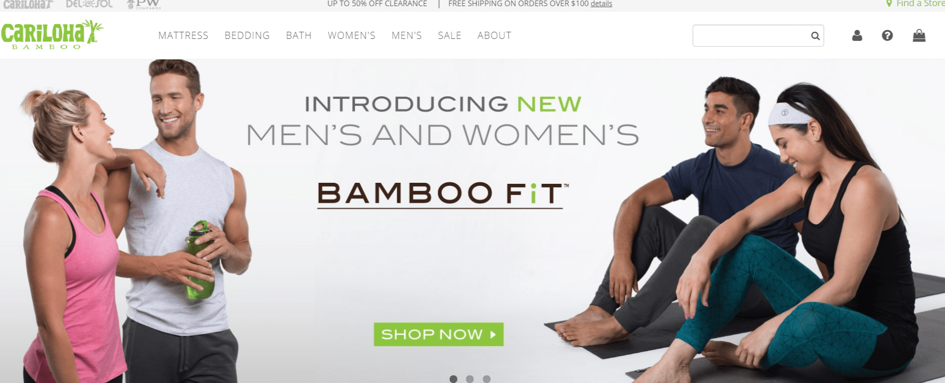 Cariloha Bamboo Coupon Codes- The Best Clothing