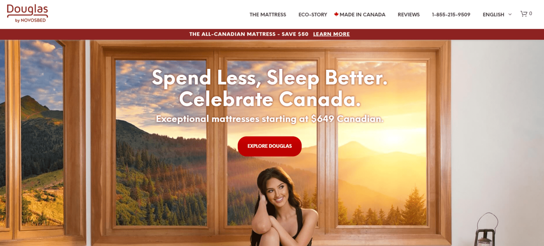Douglas Coupon Codes- Get Some Sleep With The Best Mattress