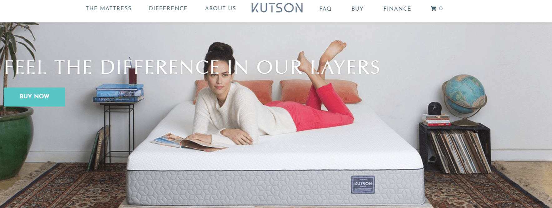 Kutson Coupon Codes- The Best Mattress