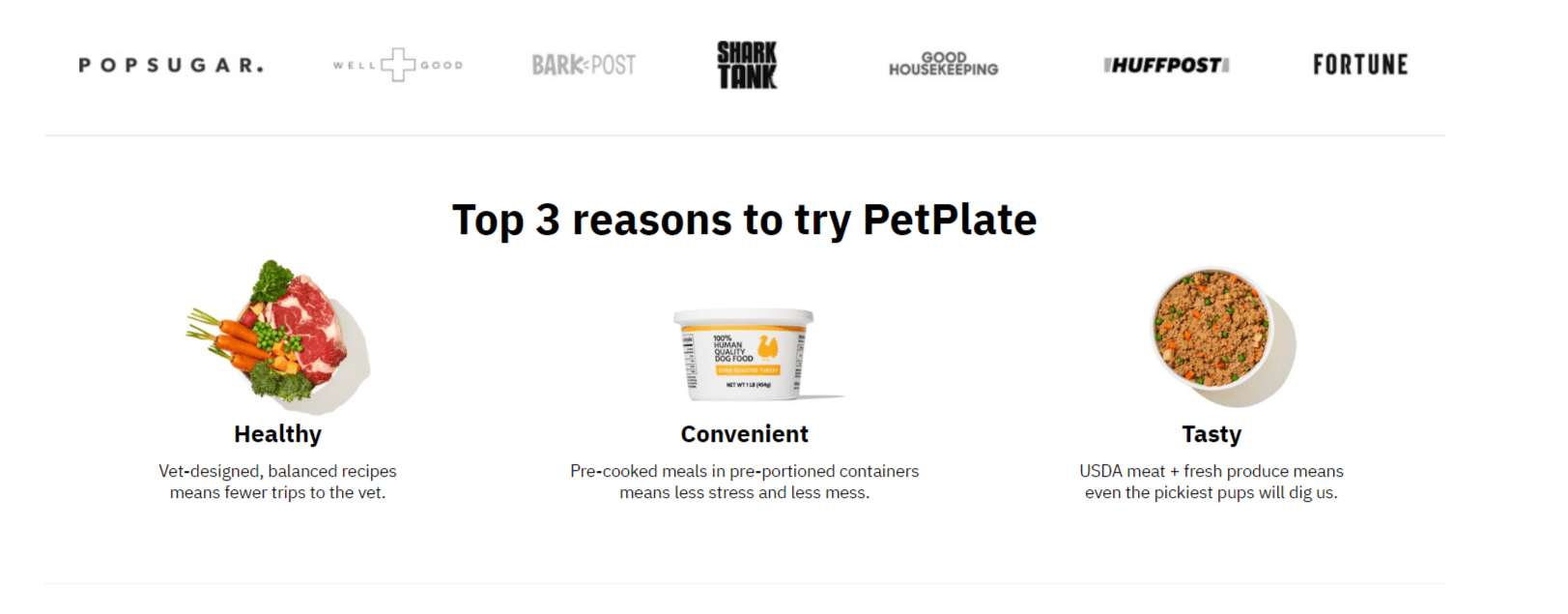PetPlate Coupon Codes- Reasons To Try PetPlate