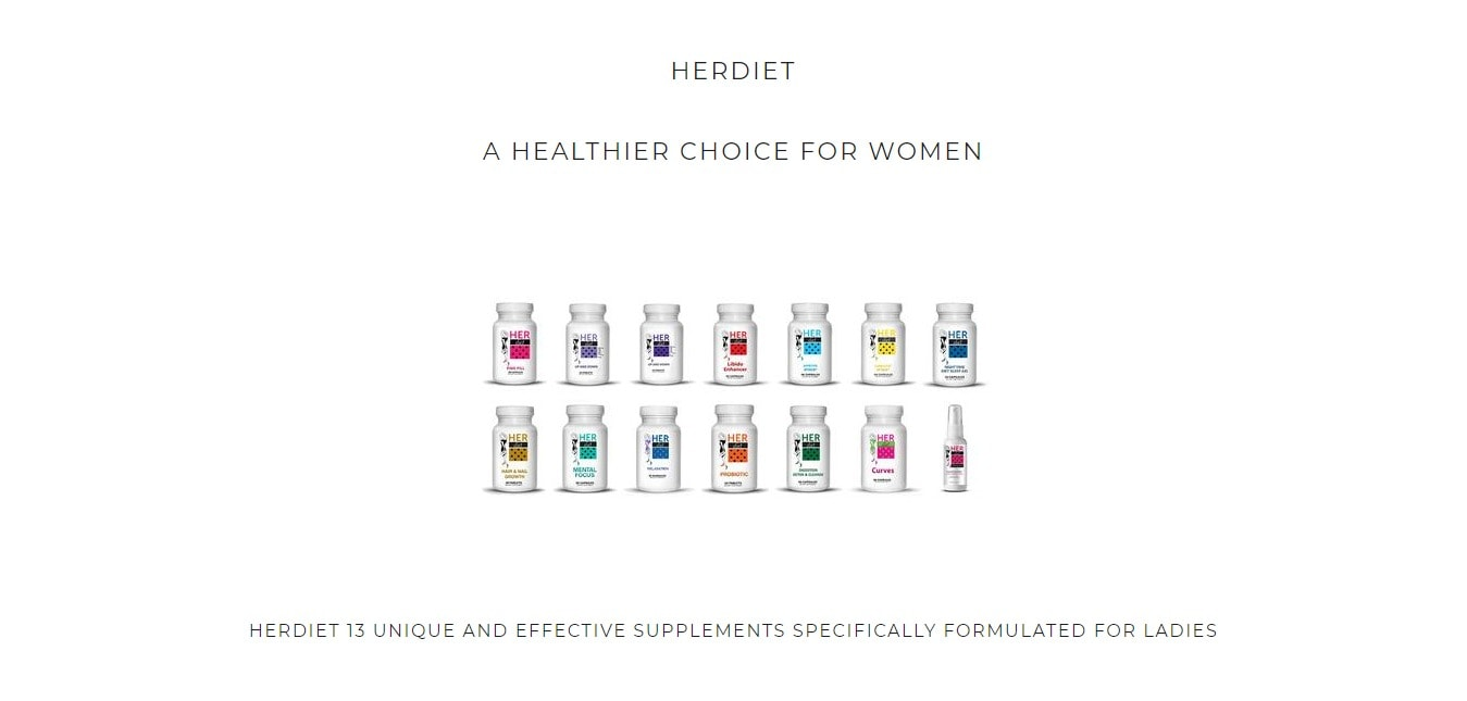 HERdiet Products - Coupon Codes