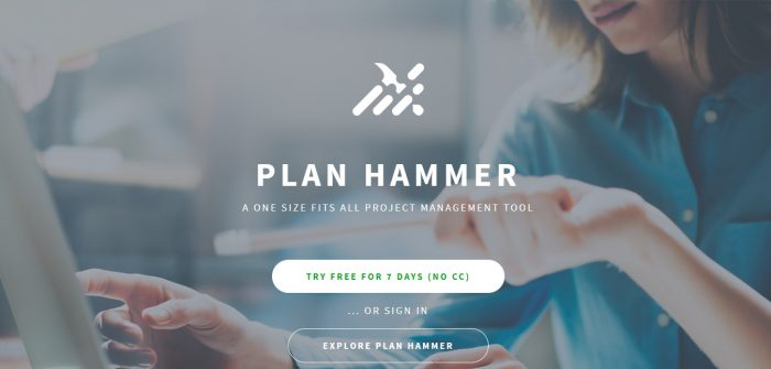 PlanHammer Promo Code Discounts [2019] Get 60% Off (7-Day Trial)