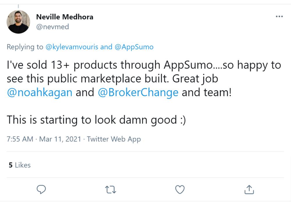 Appsumo lifettime deals for bloggers