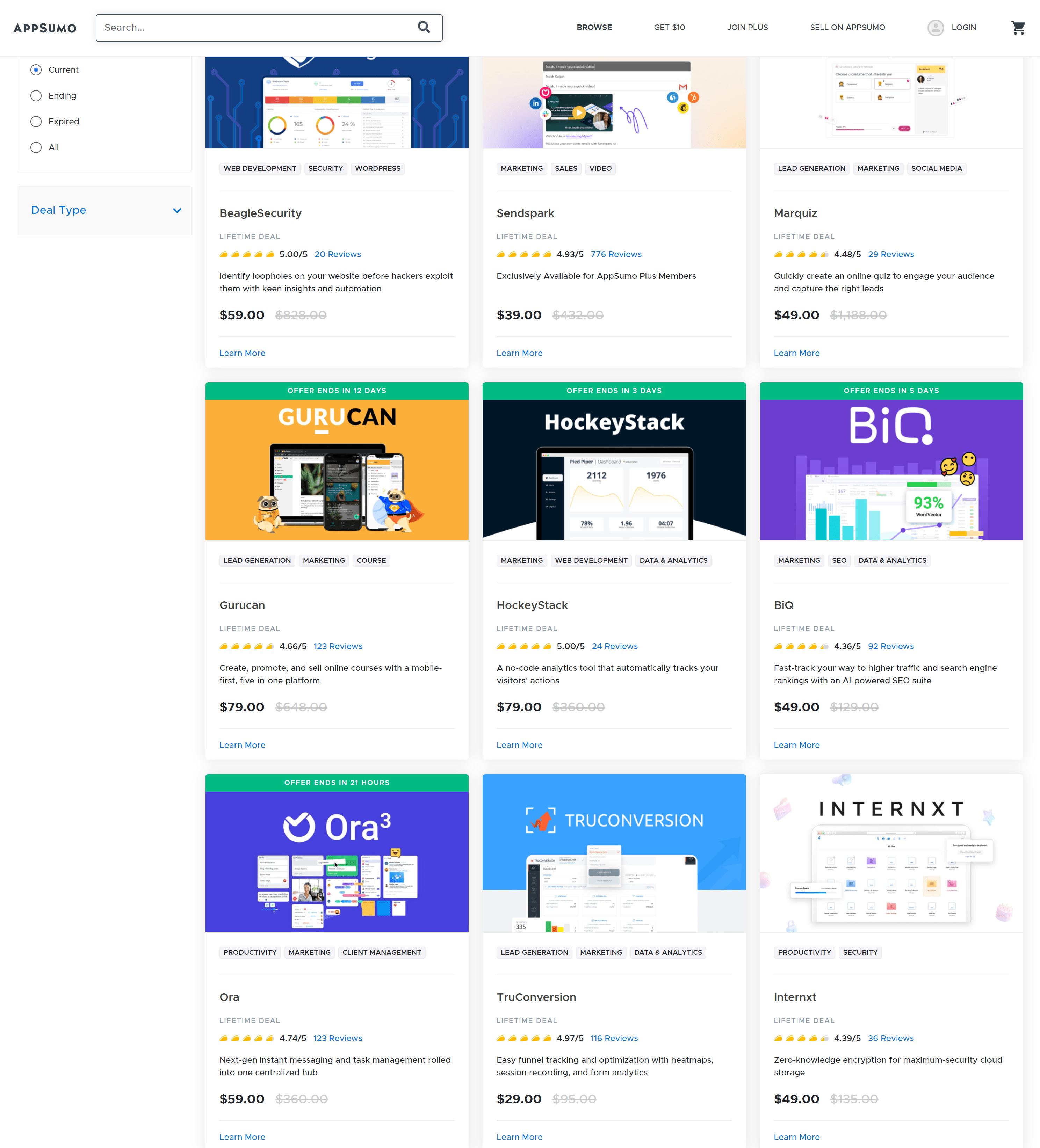 Upcoming Appsumo deals- Appsumo coupon codes
