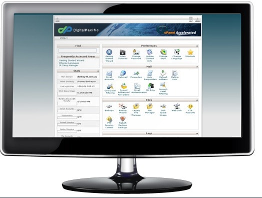 Features Of Web Hosting- Digital Pacific promo codes
