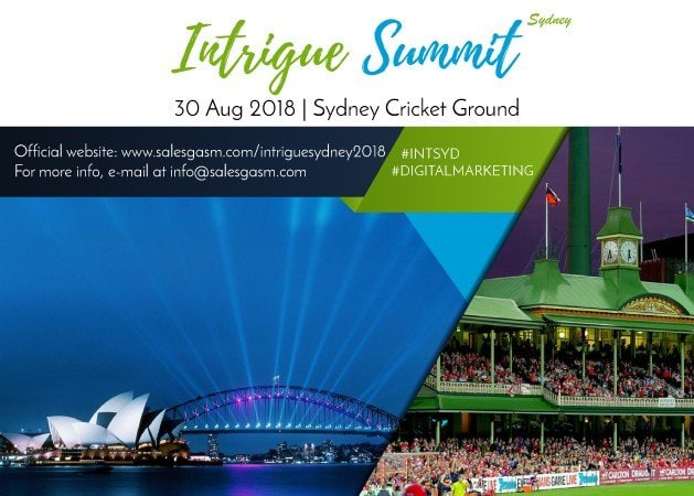 intrigue summit