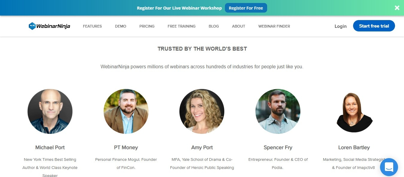 Webinars - best way to connect with your would be customers