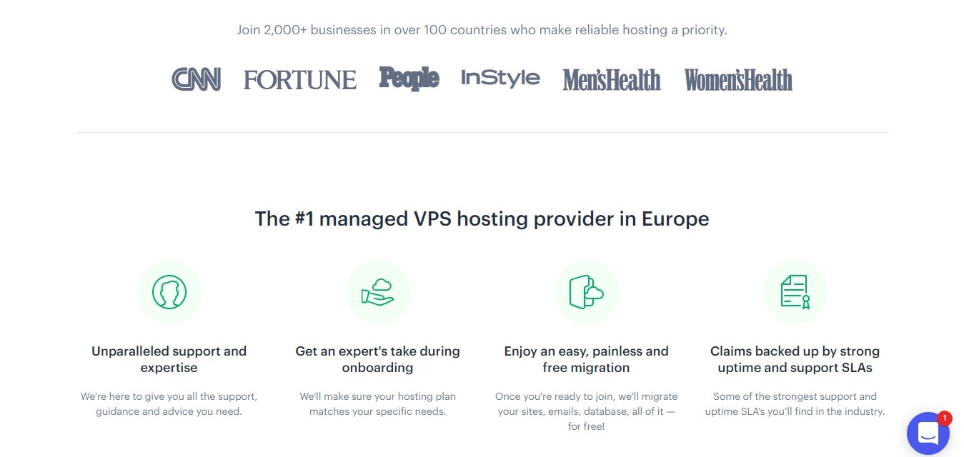Features -Services